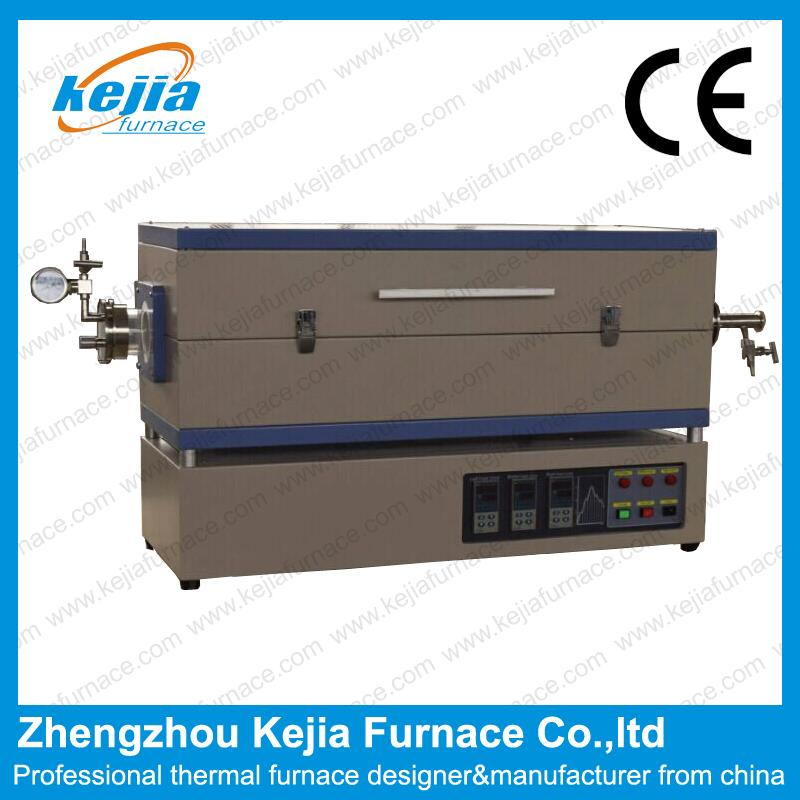 1200℃ Three-Zone Vacuum Tube Furnace