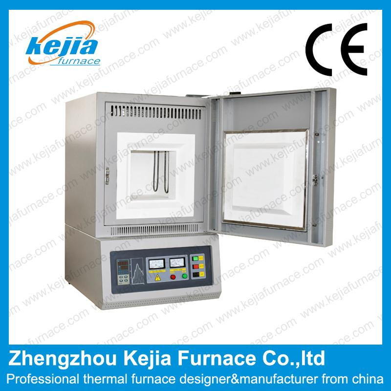 1600℃ high temperature lab Muffle furna