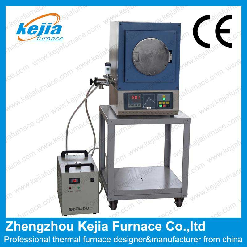 KJ-1200 vacuum crucible furnace