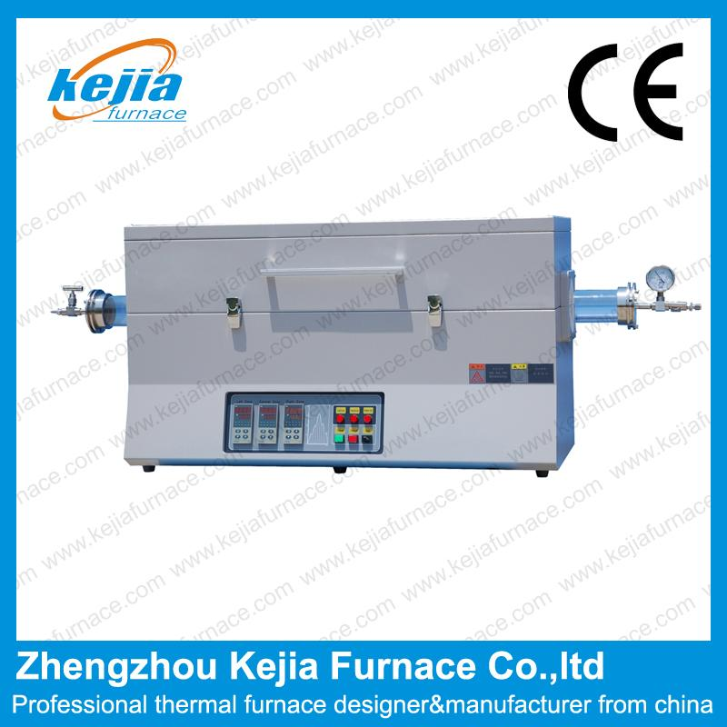 High Temperature Three-Zone Tube furnace