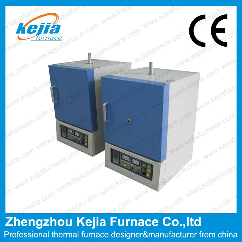 1200℃ muffle furnace with window