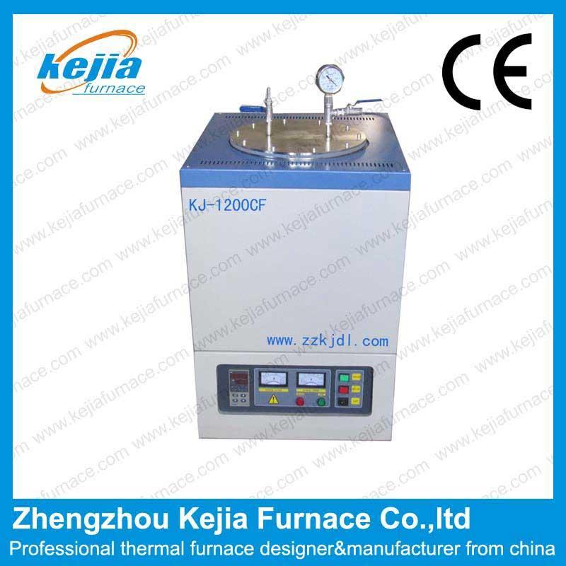 KJ-C1200 vacuuum crucible furnace