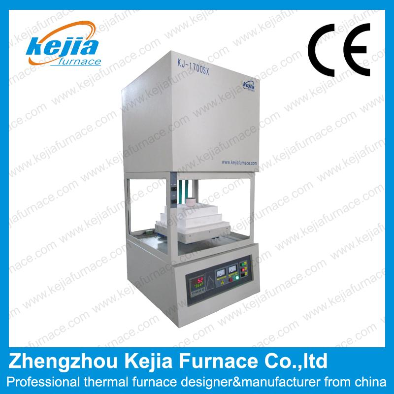 1700℃ bottom loading muffle furnace