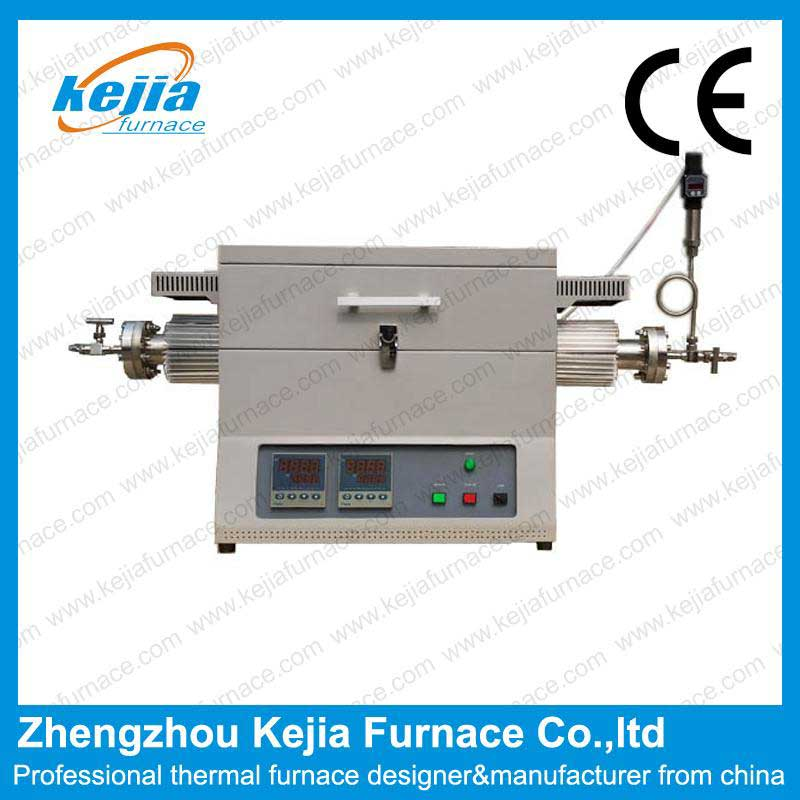 1200℃ High pressure high temperature tube furnace