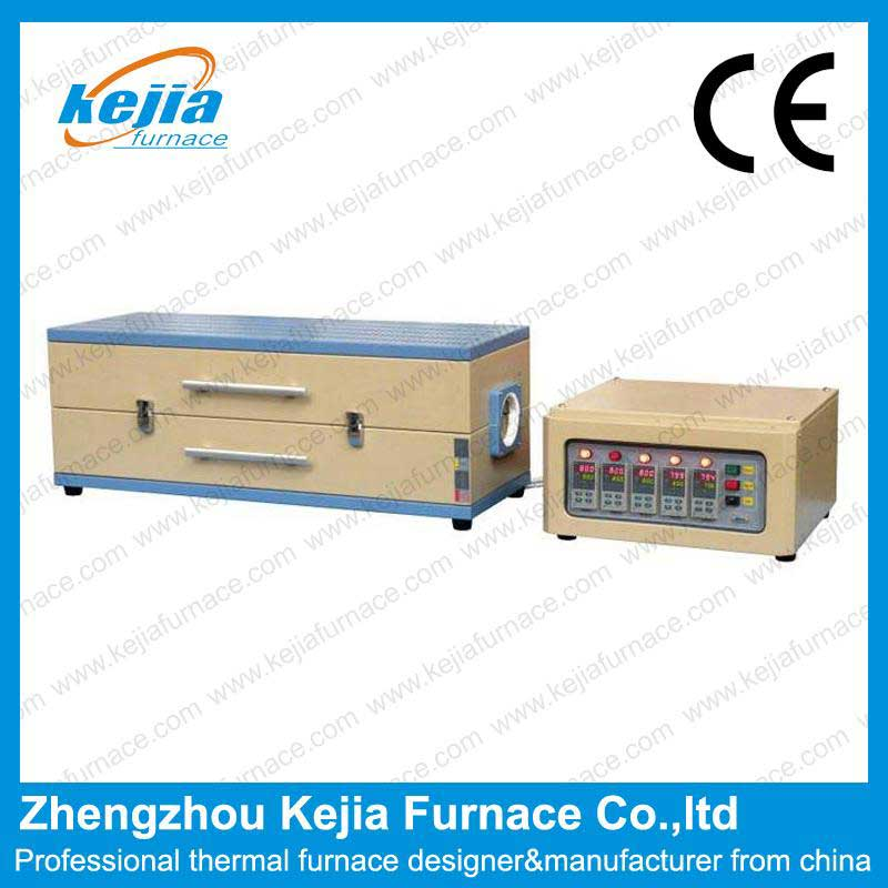 1200℃ Five-Zone Vacuum Tube Furnace