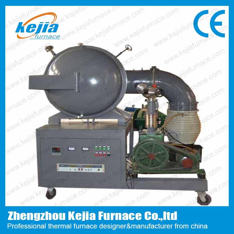 KJ-1700V-27L vacuum chamber furnace