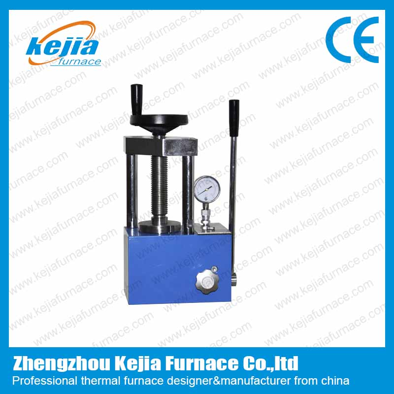 Kejia 15T Manual Powder Press Machine