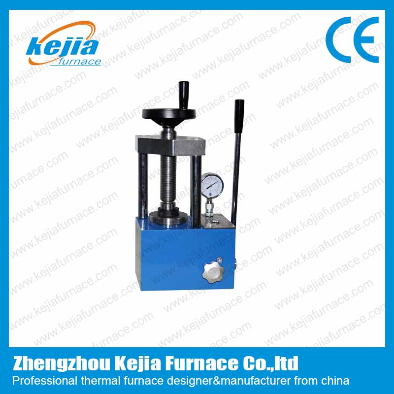kejia 12T Manual Powder Press Machine with 2 columns