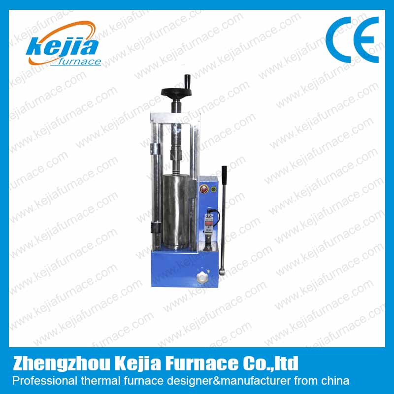 Kejia 20T Electric Static Powder Press Machine