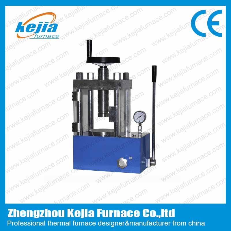 Kejia 60T protected Manual Powder Press Machine