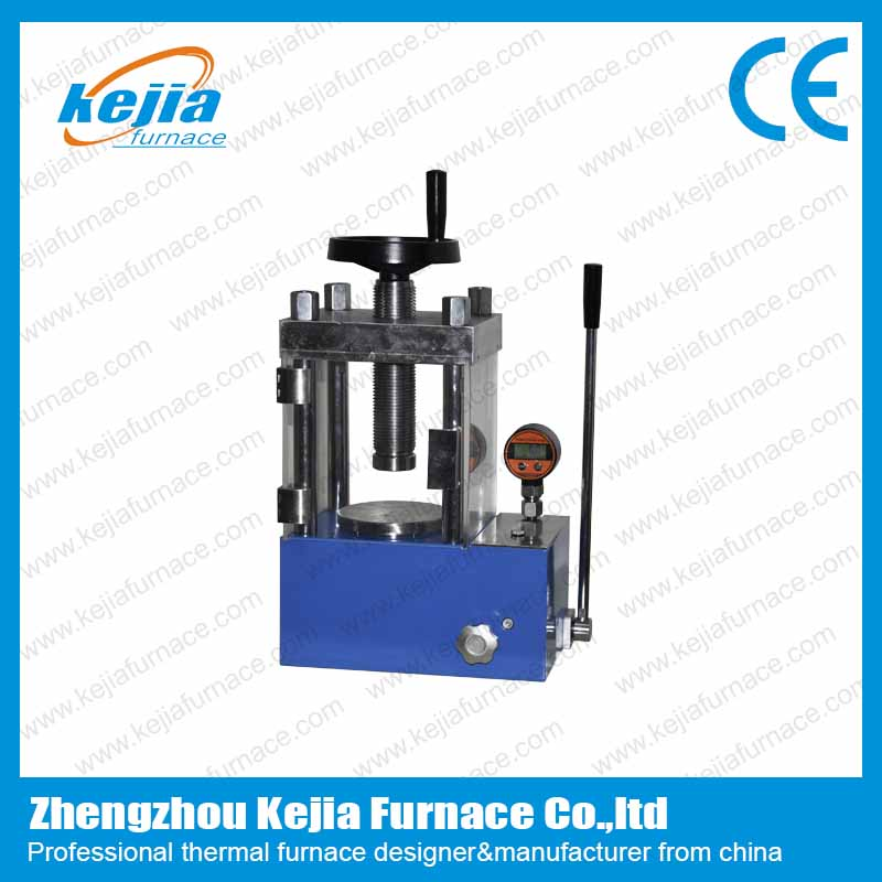 Kejia 60T protected Digital Manual Powder Press Machine