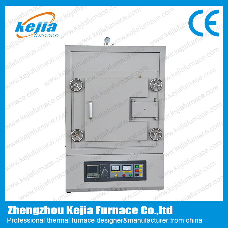 touch screen atmosphere muffle furnace