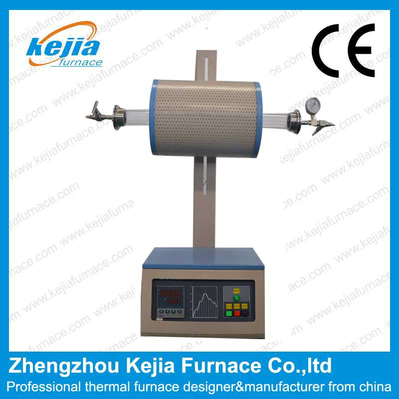 1400℃ Multi Station Rotary Tube Furnace Kejia Furnace