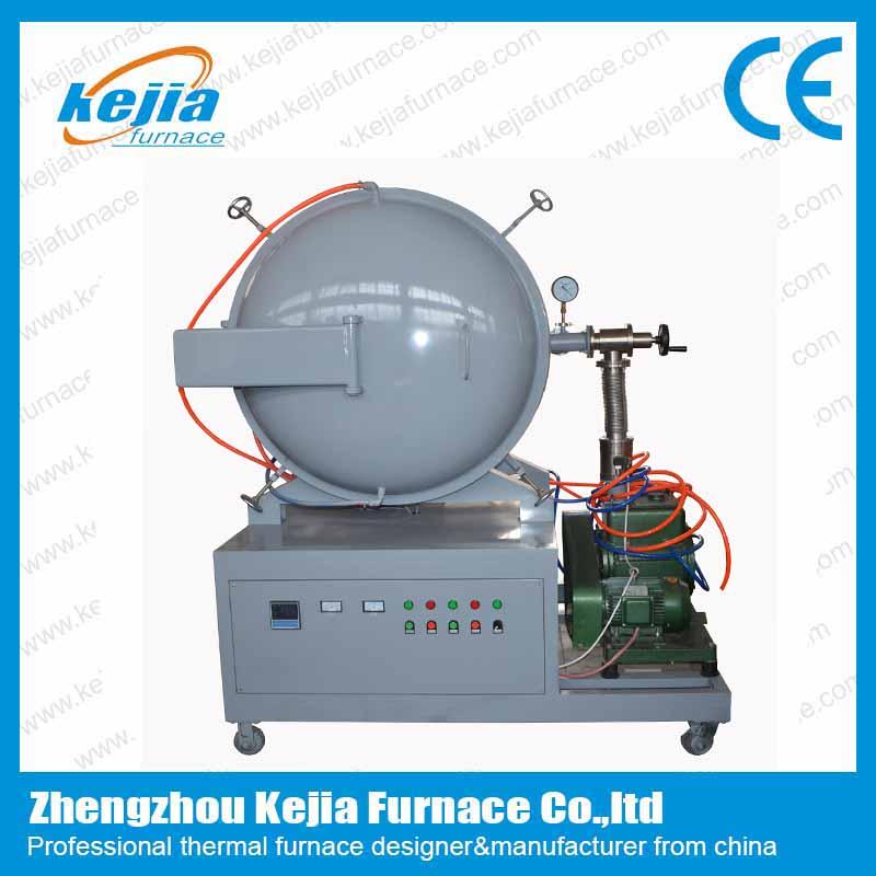 1700℃ vacuum heat treatment furnace