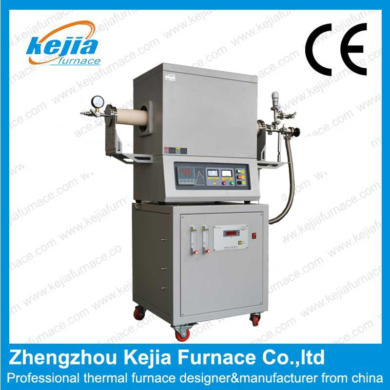 1600℃ High temperature atmosphere tube furnace