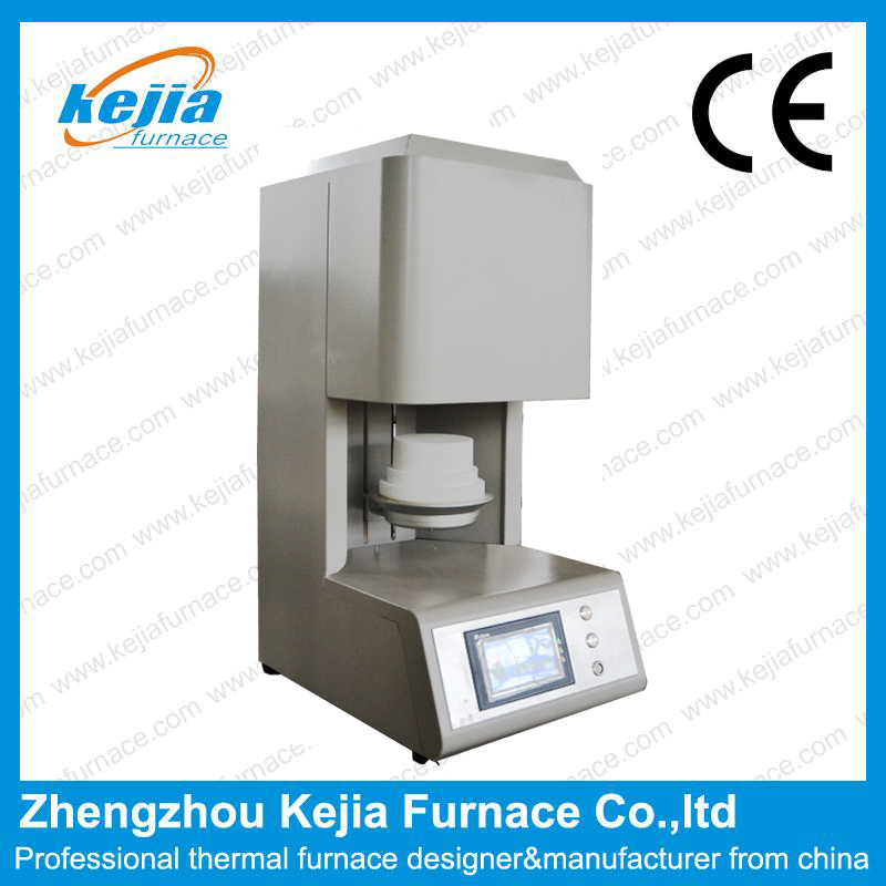 lab dental zirconia sintering furnace for used