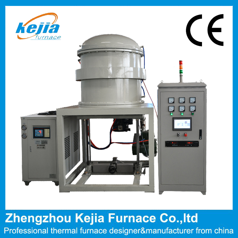 High Temperature Graphite Vacuum Hot Pressing Furnace