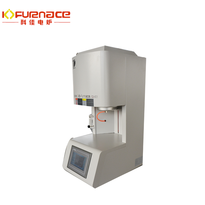 Dental porcelain furnace